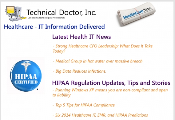 Best Healthcare IT News at your Fingertips!