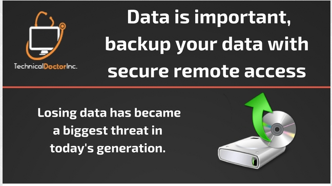 Is your DATA worth protecting?