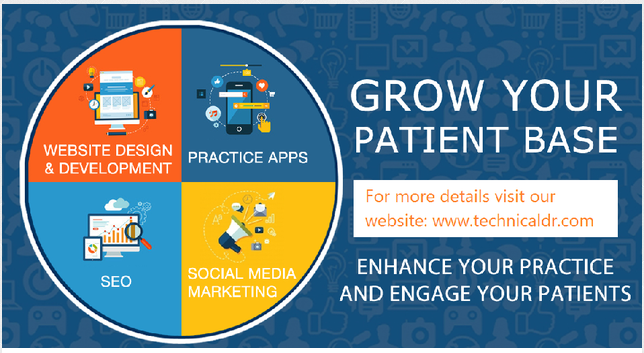 Modern Websites for your Medical Practice!