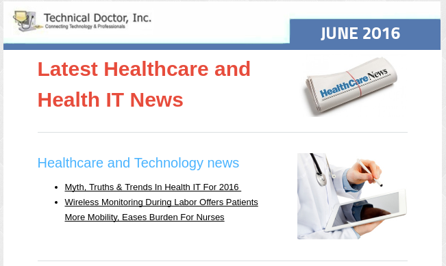 Tablet Computers For Healthcare Professionals